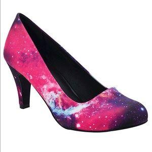 Shoes - ✨SPRING SALE✨ TUK Galaxy Heels